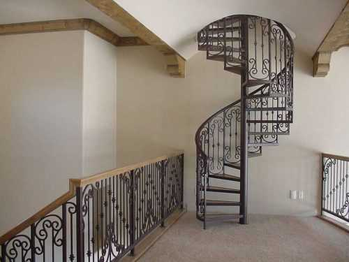 stairs-railings-metal-chicago